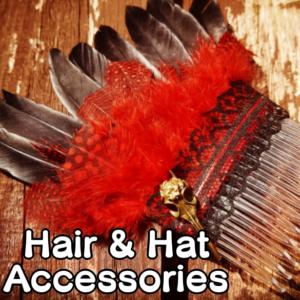 Hair & Hat Accessories